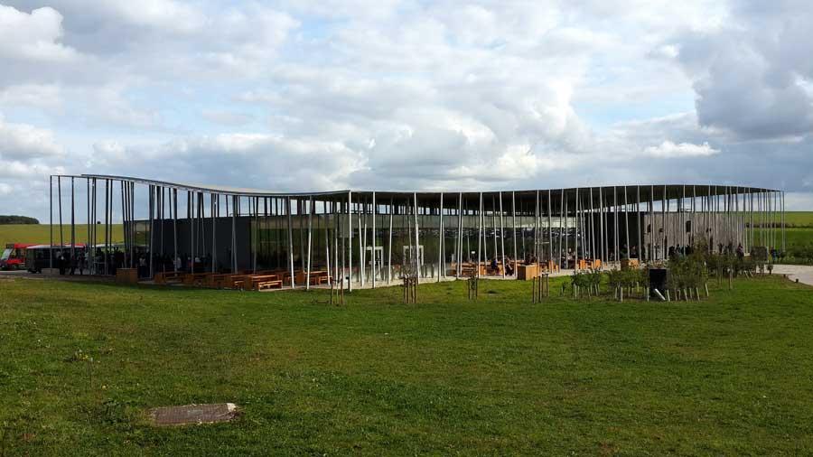 Stonehenge Ziyaretçi Merkezi - Stonehenge Visitor Center