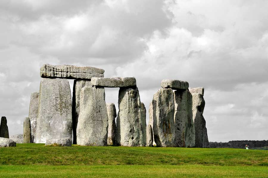 Stonehenge fotoğraf albümü İngiltere - England Stonehenge prehistoric monument photos