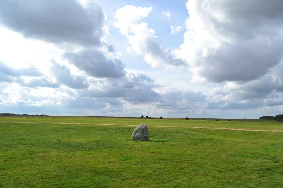 Stonehenge fotoğraf albümü İngiltere - Stonehenge prehistoric monument