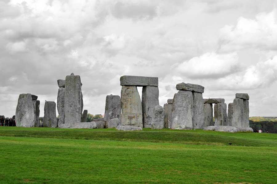 Stonehenge fotoğraf albümü İngiltere görülmesi gerekli yerler - England Stonehenge prehistoric monument photos