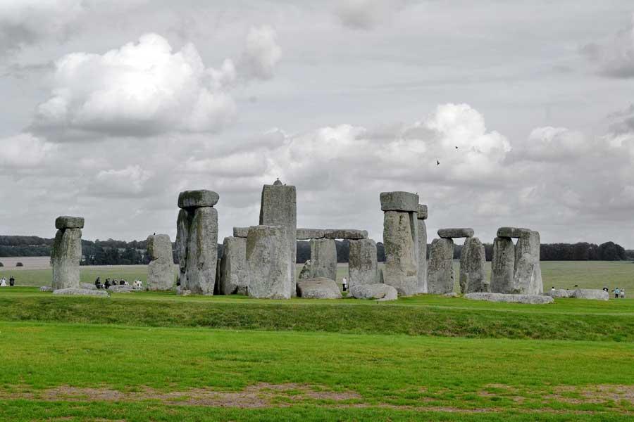Stonehenge fotoğraf albümü İngiltere görülmesi gerekli yerler - Stonehenge prehistoric monument photos