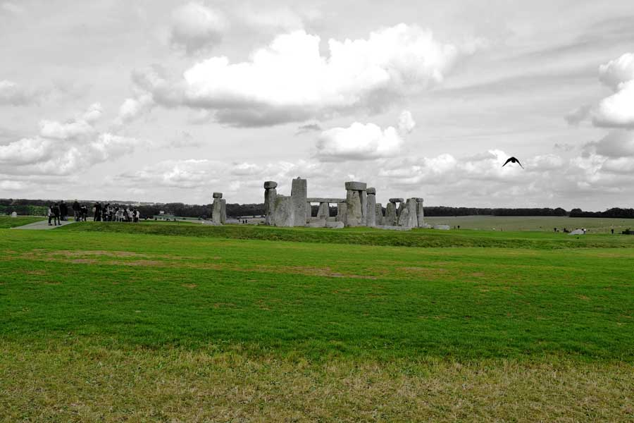 Stonehenge fotoğraf albümü İngiltere gezilecek yerler - Stonehenge prehistoric monument photos