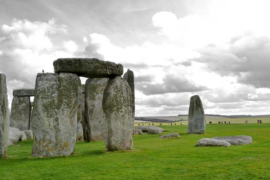 Stonehenge fotoğrafları İngiltere - Stonehenge photos