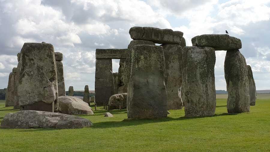 Stonehenge fotoğrafları - England Stonehenge prehistoric monument photos