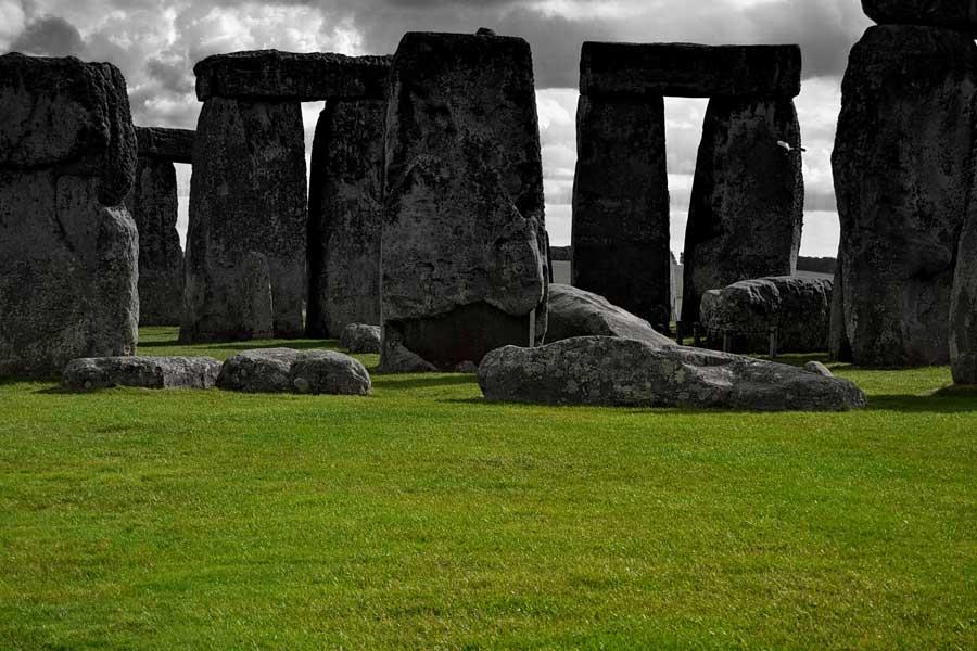 Stonehenge fotoğrafları Stonehenge dikilitaş detayları İngiltere gezilecek yerler - England Stonehenge obelisk details photos