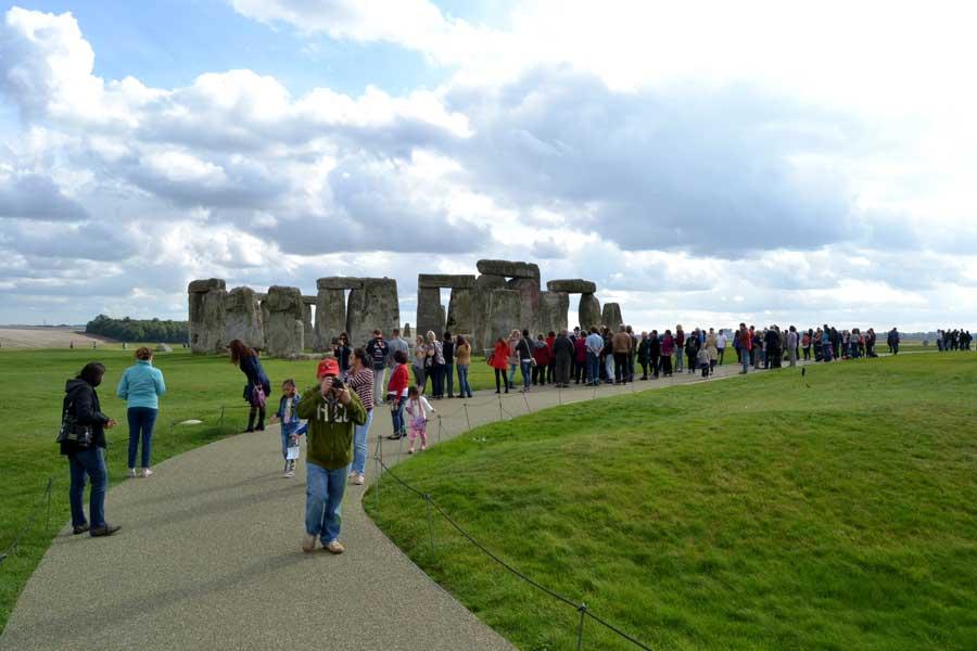 Stonehenge fotoğrafları - Stonehenge monument photos