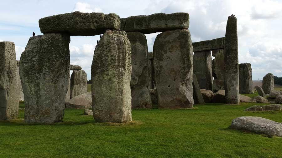 Stonehenge fotoğrafları Stonehenge tarih öncesi anıtı İngiltere - Stonehenge prehistoric monument photos