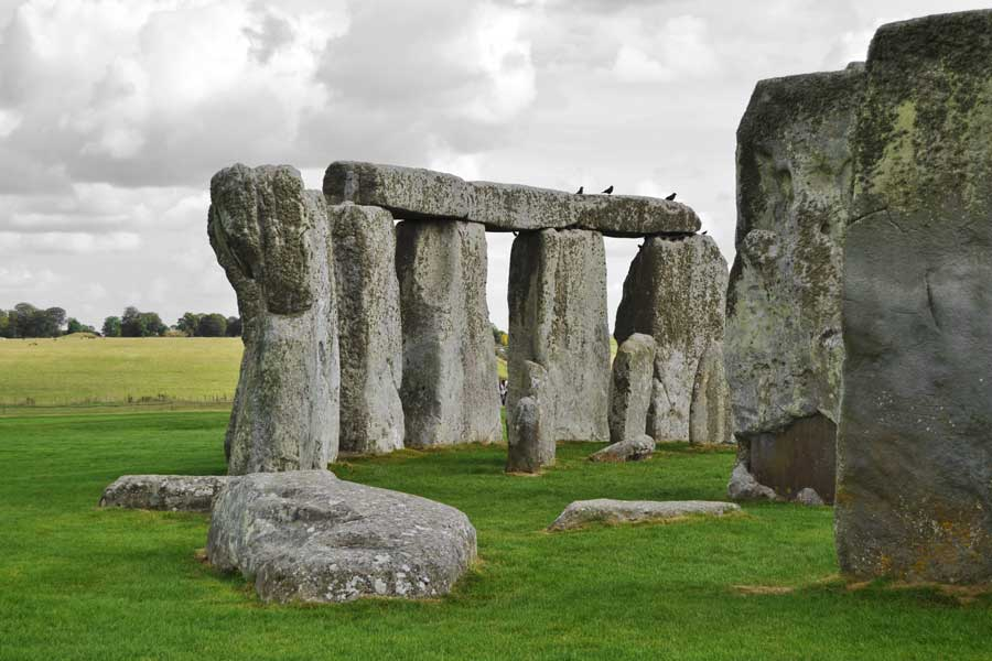 Stonehenge fotoğrafları tarihöncesi anıt dikilitaşları - Stonehenge prehistoric monument photos
