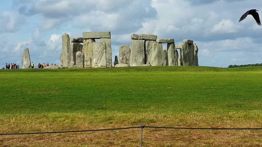 Stonehenge fotoğrafları tarihöncesi anıt dikilitaşları fotoğrafları - Stonehenge photos