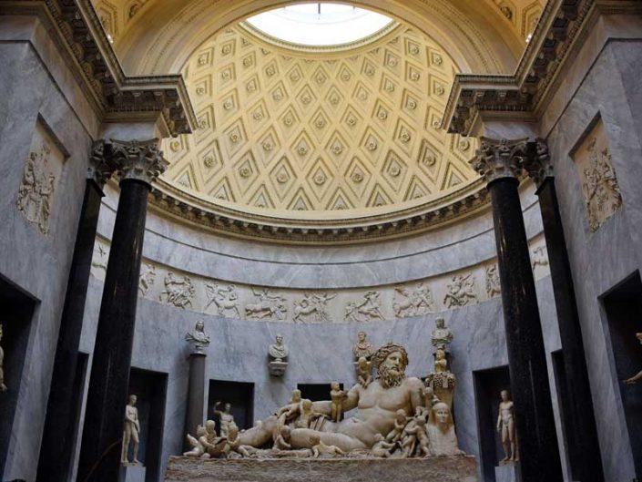 Vatikan müzeleri Rönesans heykelleri - Vatican museums Renaissance Art and sculptures