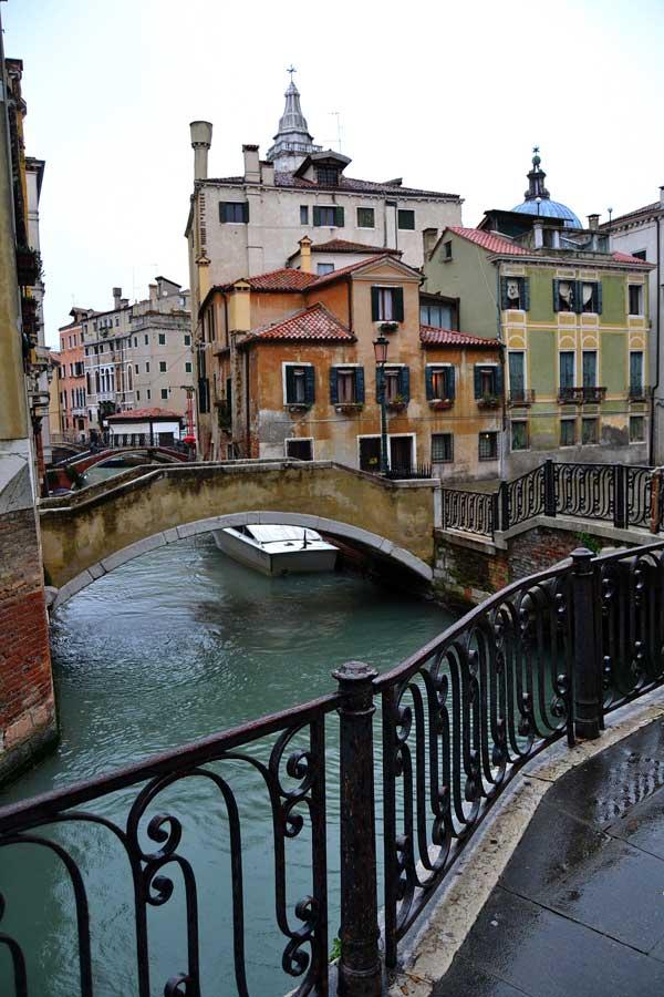 Venedik fotoğrafları - Famous canalettos of Venice