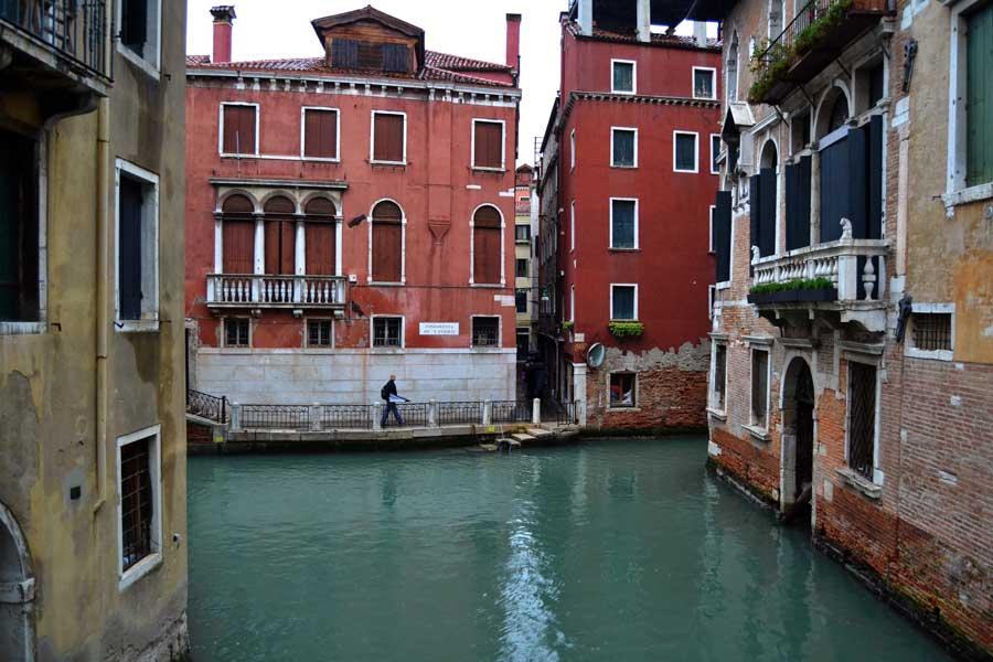 Venedik fotoğrafları - Venice photos Famous canalettos of Venice