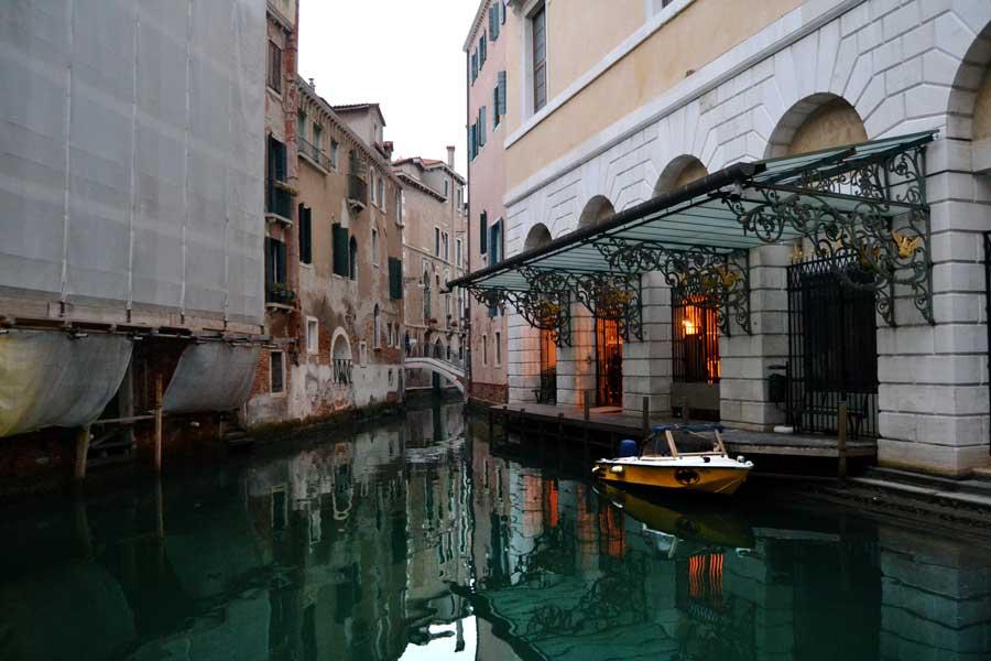 Venedik kanalları - Famous canalettos of Venice