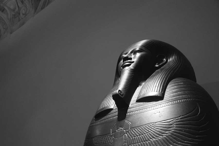 İtalya Torino Mısır Müzesi, Antik Mısır Medeniyeti Eserleri