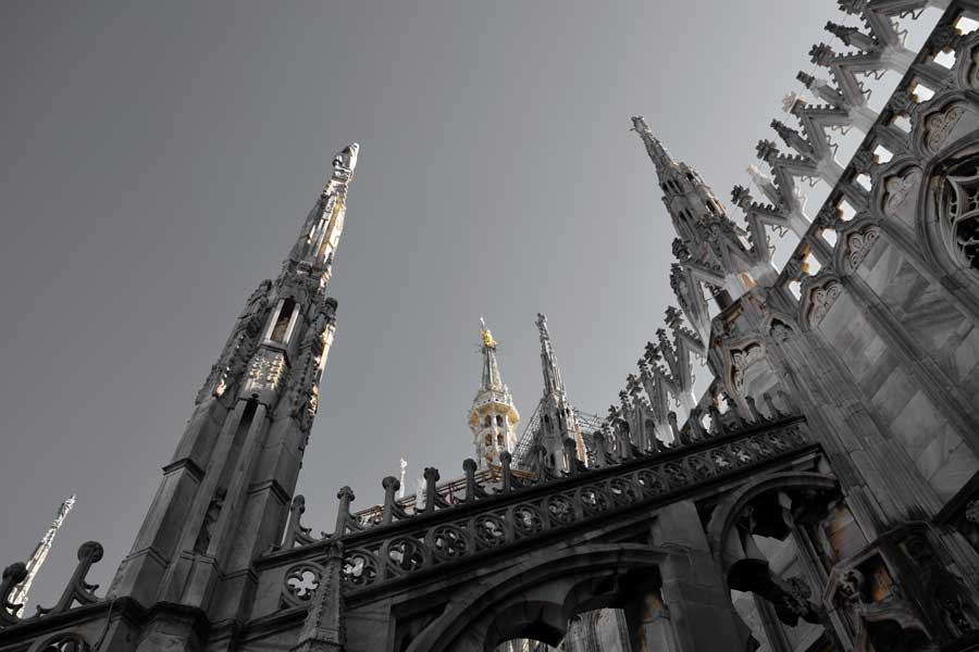 Duomo di Milano fotoğrafları - Duomo di Milano photos