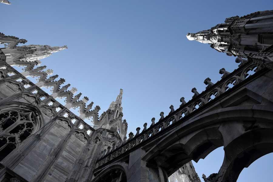 Milano gezilecek yerler Duomo di Milano fotoğrafları - Duomo di Milano photos
