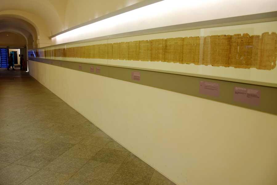 Torino Mısır Müzesi Luefankh'ın Ölüler kitabı - Turin Egyptian Museum Luefankh's book of the Dead