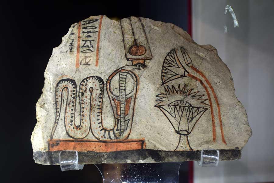 Torino Mısır Müzesi Fotoğrafları - Egyptian Museum Turin Images