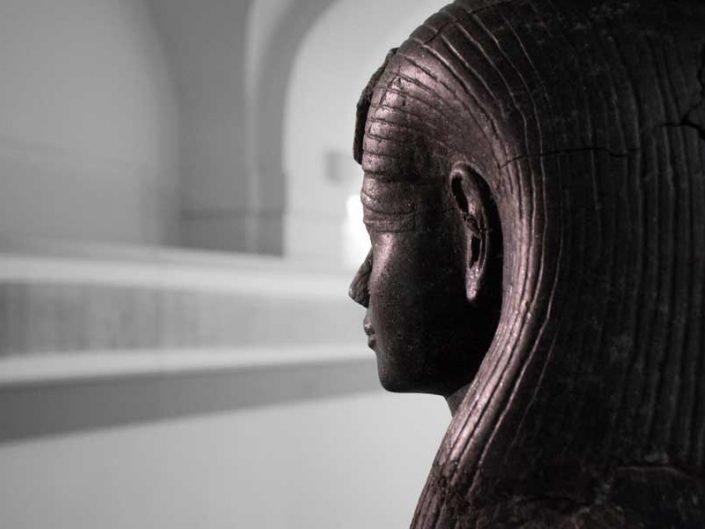 Torino Mısır müzesi fotoğrafları - Turin Egyptian Museum photos