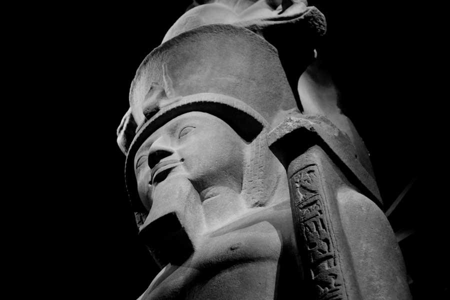 Torino gezilecek yerler Mısır Müzesi fotoğrafları - Turin Egyptian Museum photos