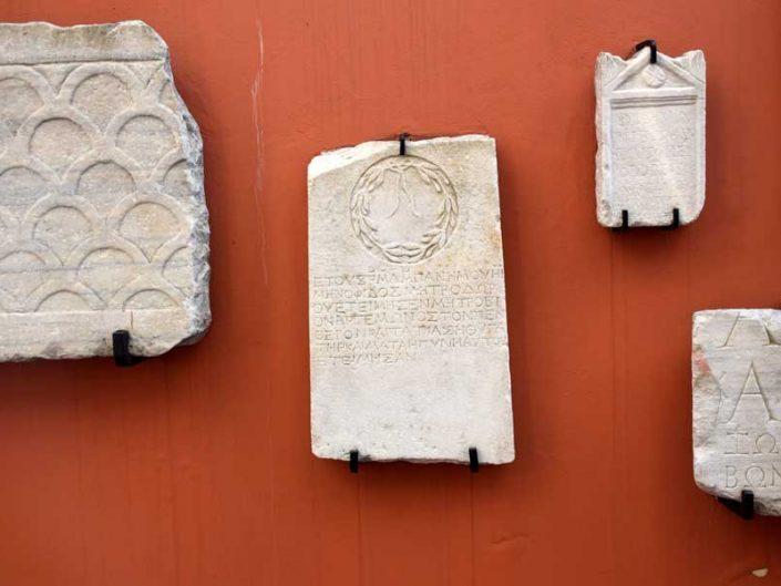 İstanbul Rahmi M. Koç Müzesi Lengerhane binası tarihi eserleri - Rahmi M. Koc Museum Lengerhane building historical findings