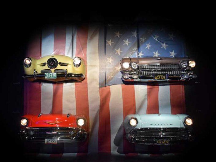 İtalya Torino Otomobil Müzesi fotoğrafları - Italy Turin Automobile Museum photos (Museo Nazionale dell'Automobile)