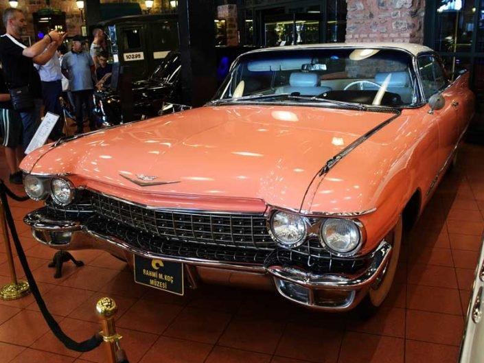 Rahmi M. Koç Müzesi 1960 model Cadillac - Rahmi M. Koc Museum Cadillac 1960 model
