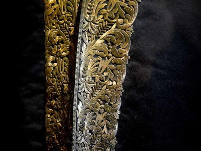 Rahmi M. Koç Müzesi Atatürk eşyaları, A. Sarikisyan yapımı sırmalı ceket - Atatürk's jacket, jacket embroidered with gilded silver thread and made by A. Sarikisyan