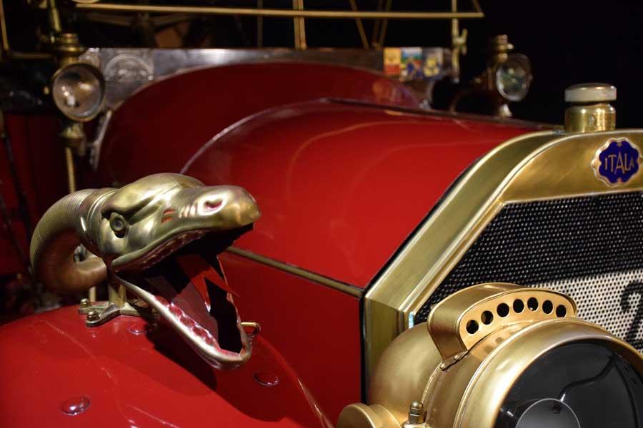 Torino Otomobil Müzesi Fotoğrafları - Automobile Museum Images