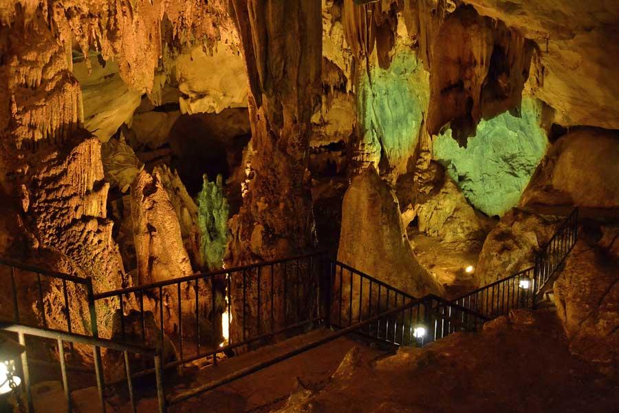 Dupnisa Mağarası Fotoğrafları - Dupnisa Cave Images