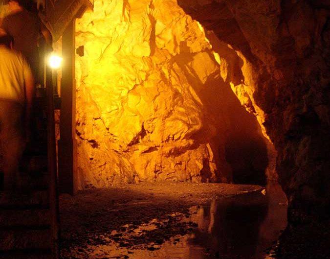 Dupnisa mağarası fotoğrafları kuruyan gölleri - Dupnisa cave photos