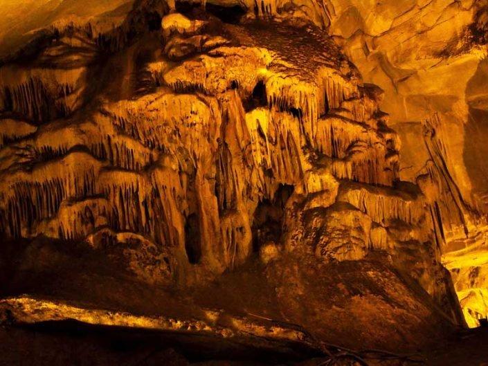 Kırklareli Demirköy Sarpdere Dupnisa mağarası - Dupnisa cave photos