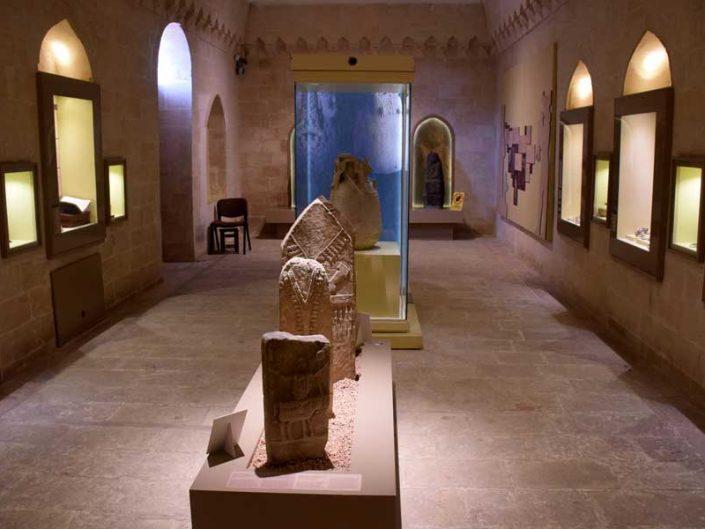 Mardin Müzesi İnanç Salonu - Mardin Museum Belief Hall