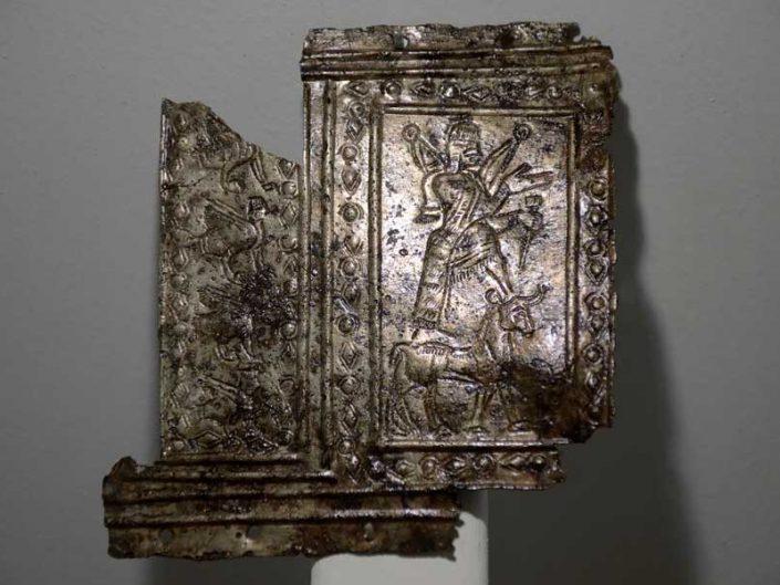 Mardin Müzesi Urartu Kemeri Orta Demir Çağı - Mardin Museum Urartian Armory Belt Middle Iron Age 900-600 BC