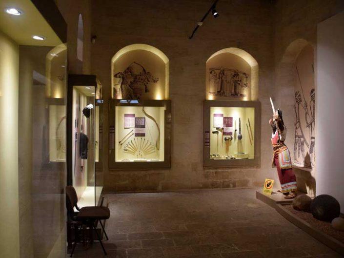 Mardin Müzesi fotoğrafları Yaşam Salonu - Mardin Museum Life Hall
