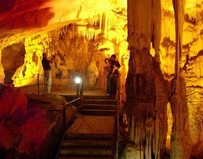 Marmara bölgesi Dupnisa mağarası fotoğrafları - Dupnisa cave photos
