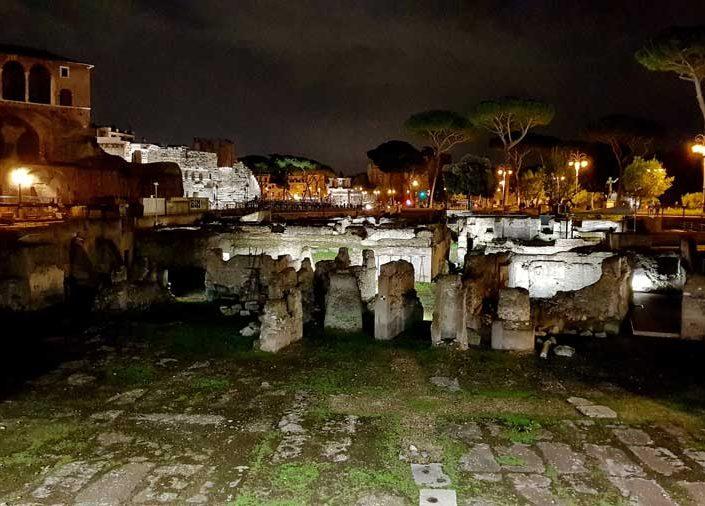 Roma İmparatorluk Forumları Trajan Forumları - Roman Imperial Forums, forum of Trajan