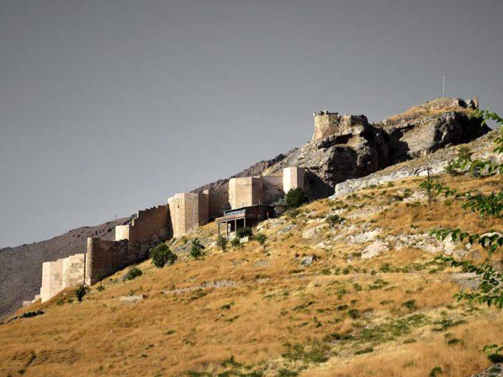 Divriği kalesi restorasyonu - Divriği castle restoration