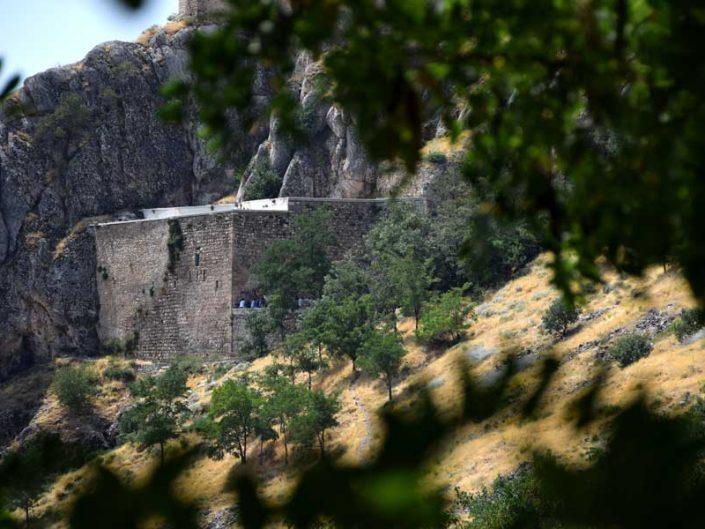 Harput kalesi altında Süryani Kadim Meryem Ana Kilisesi - Syriac Virgin Mary Church under Harput fortress