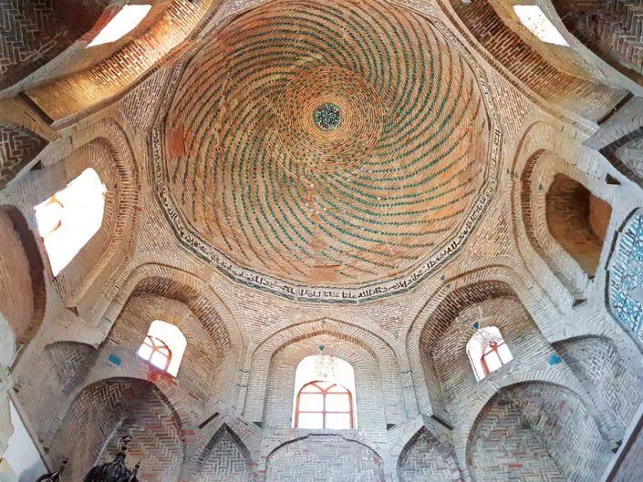 Eski Malatya Ulu Cami mimari özellikleri - Old Malatya Great Mosque architectural features
