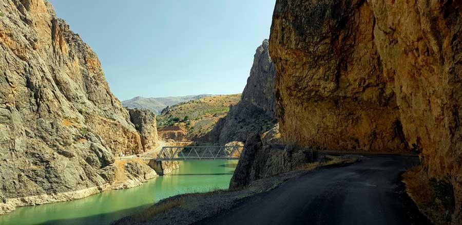 Erzincan Kemaliye Fotoğrafları - Euphrates River Images