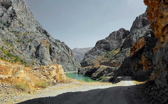 Kemaliye Karanlık Kanyon veya Kemaliyeliler Taşyolu - Kemaliye Dark Canyon or Kemaliyeliler Taşyolu
