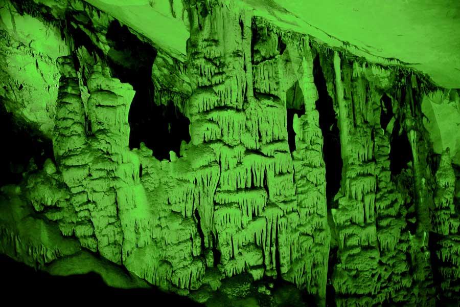 Ballıca mağarası Yarasalar salonu - Ballica cave Bats Hall