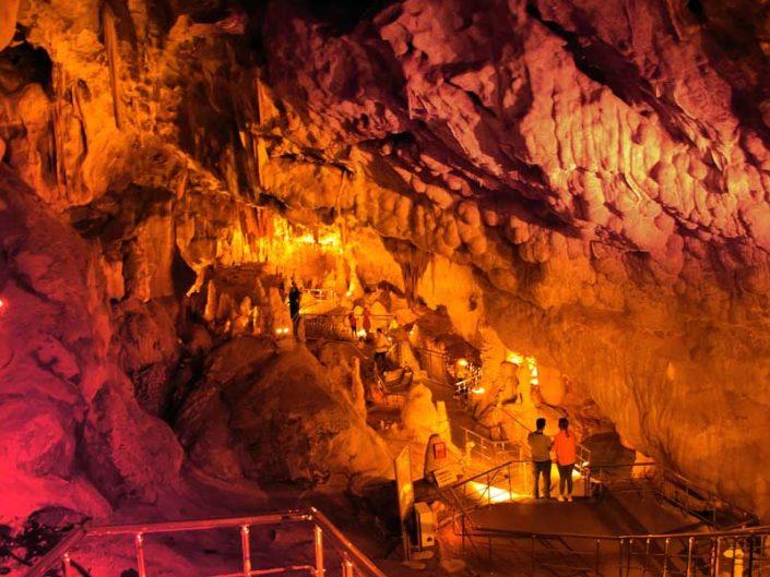Ballıca mağarası derinliği - Ballica cave depth