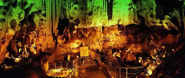 Ballıca mağarası genel görünüm - Ballica cave general view
