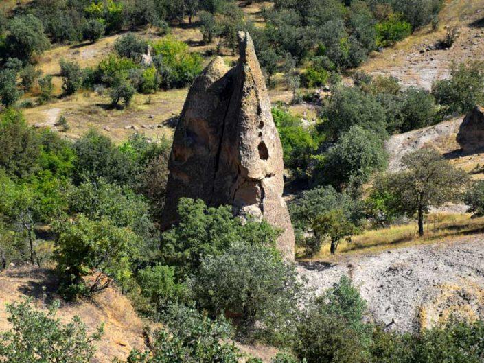 Mesotimolos antik kenti Eşme Uşak - Mesotimolos ancient city