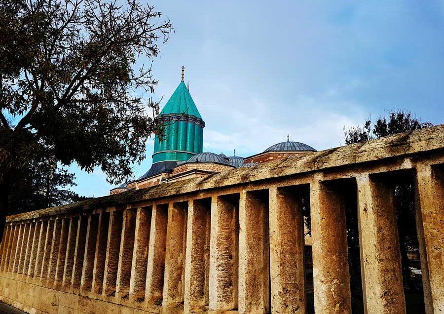 Mevlana Müzesi Fotoğrafları - Mevlana Museum Images