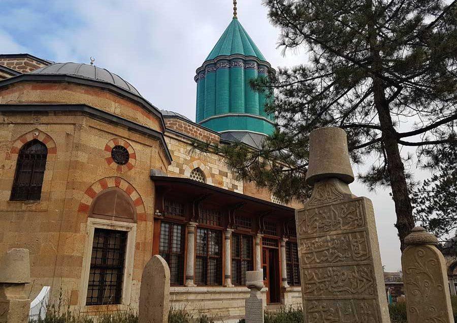 Mevlana Müzesi Bilgileri ve Mevlana Dergahı Tarihi