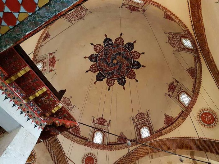 Mevlana türbesi içi fotoğrafları - Mausoleum of Mevlana interior photos