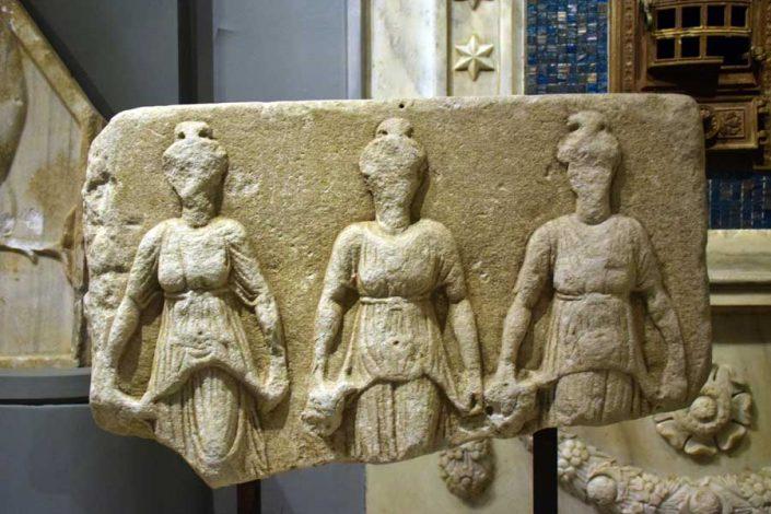 Tekirdağ Arkeoloji ve Etnografya Müzesi - Tekirdağ Archeology and Ethnography Museum